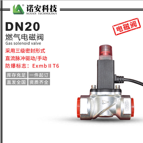 DN20燃气电磁阀