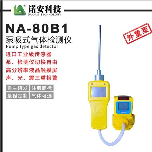 北京NA-80B1外置泵吸式气体检测仪