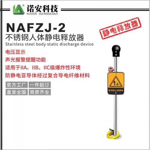 NAFZJ-2人体静电释放报警器